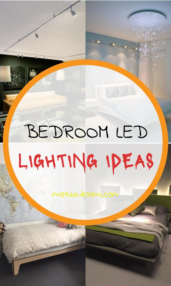 Bedroom Led Lighting Ideas