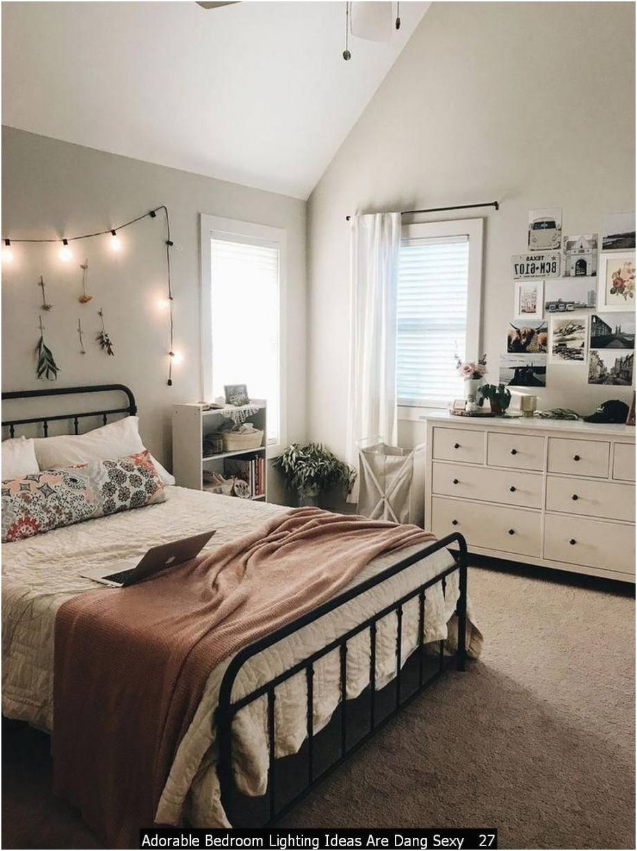 Adorable Bedroom Lighting Ideas Are Dang y 27
