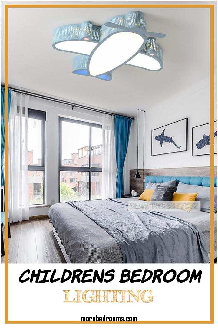 Childrens Bedroom Lighting