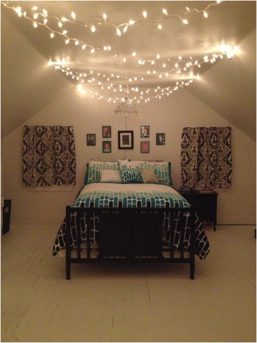 ceiling lights for bedroom teenage bedroom black white and teal with christmas lights and e durch ceiling lights for bedroom
