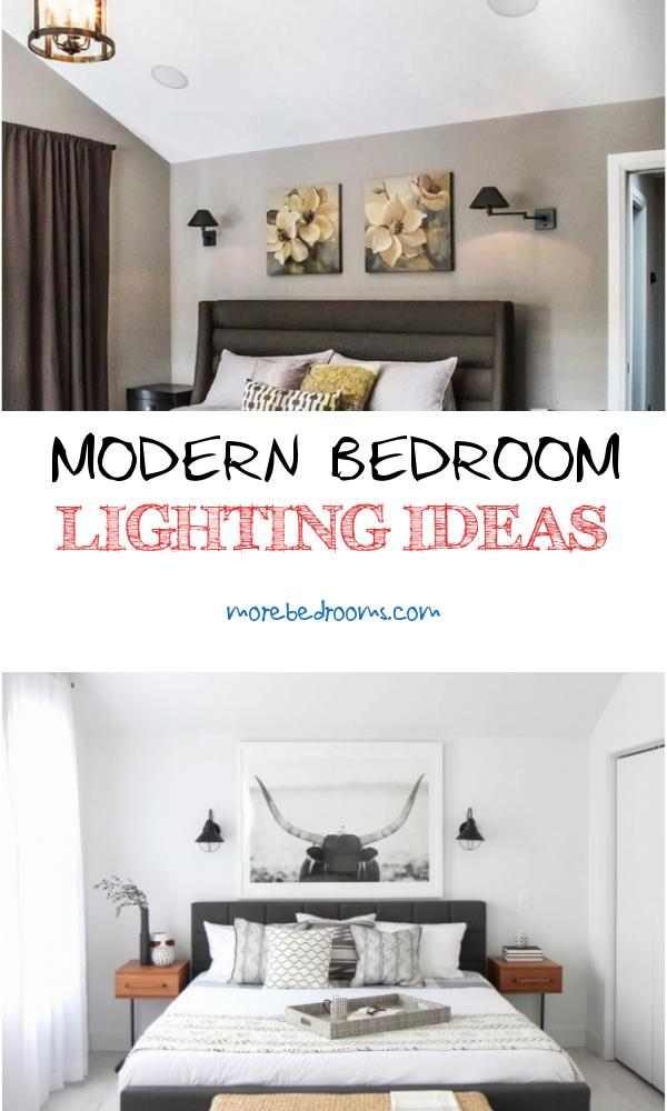 Modern Bedroom Lighting Ideas
