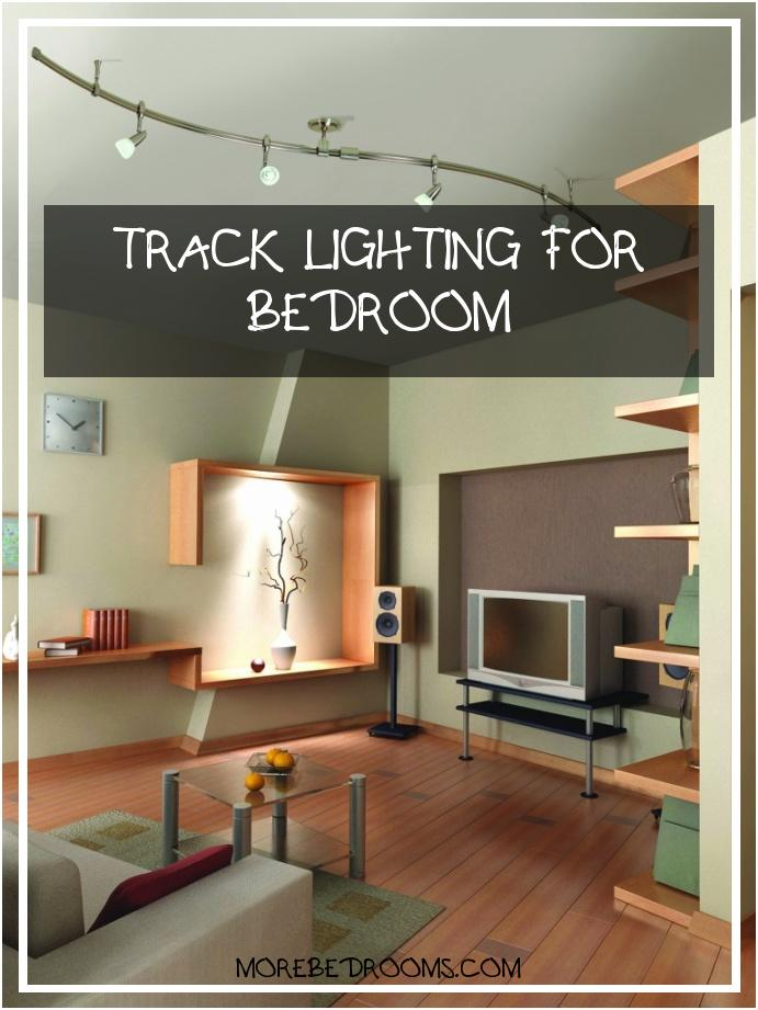 Track Lighting for Bedroom