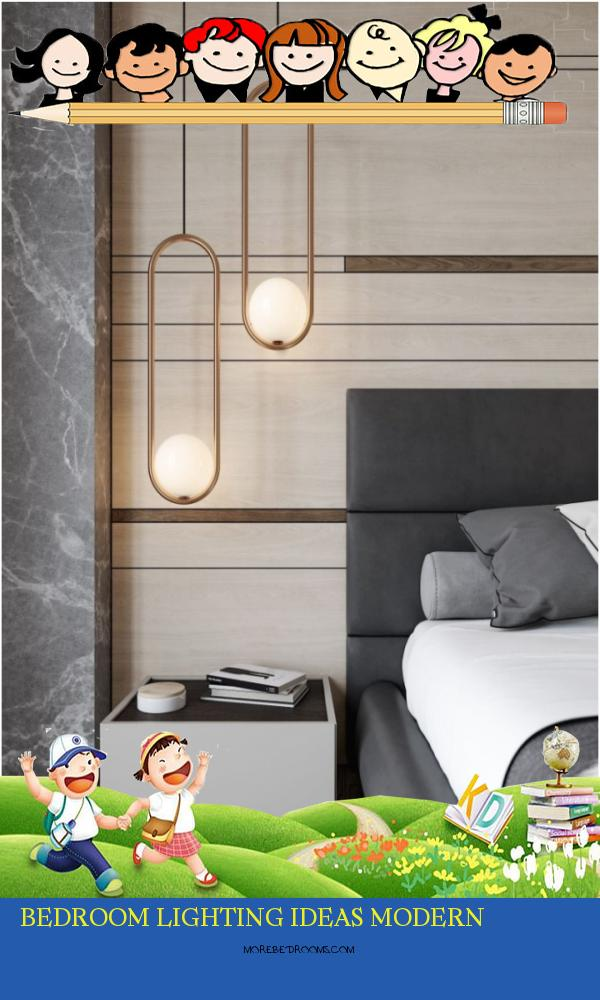 Bedroom Lighting Ideas Modern