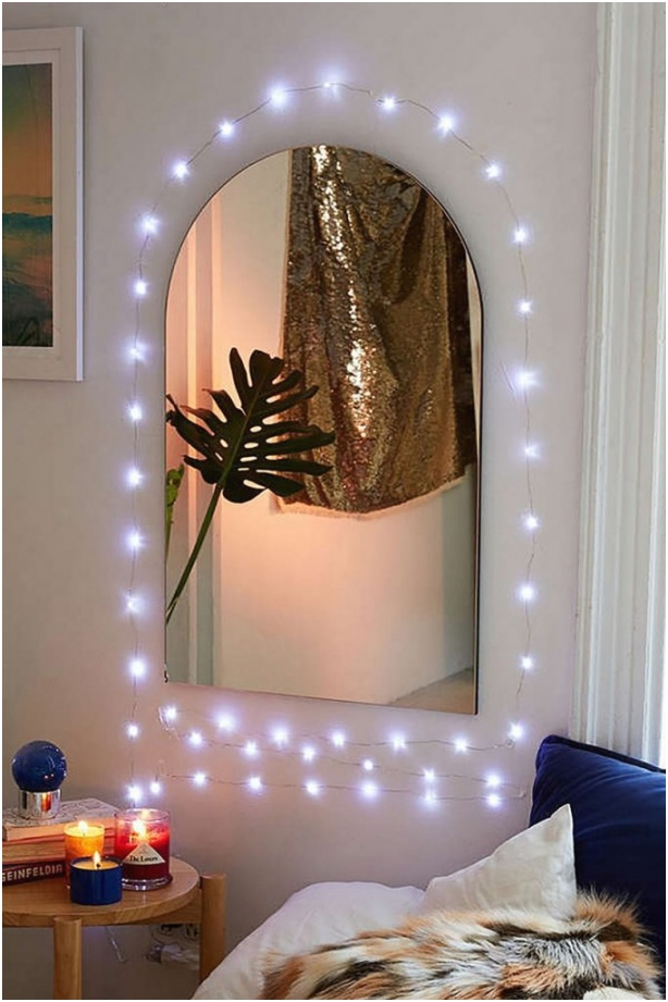 Exciting Decorating Tips on How to Match Christmas Lights with Mirrors 5
