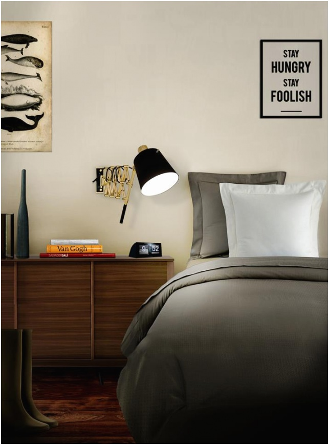 7 Contemporary lighting for your bedroom design 4 Copy