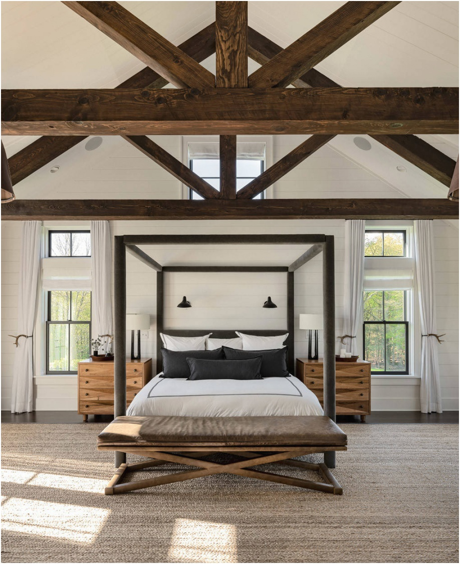 10 Bedroom Lighting Ideas Think Over the Headboard