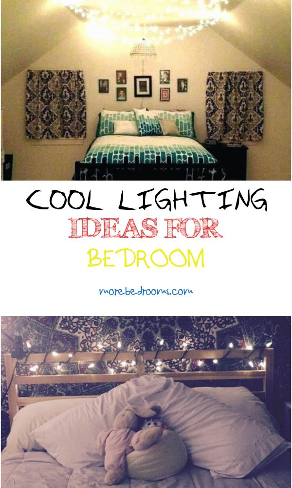 Cool Lighting Ideas for Bedroom toygew Elegant 16 Cool Bedroom Lighting Ideas662882eoga