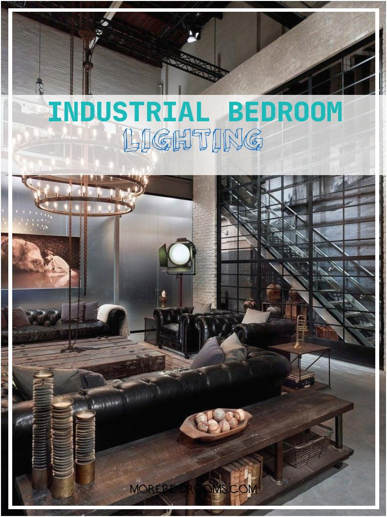 Industrial Bedroom Lighting