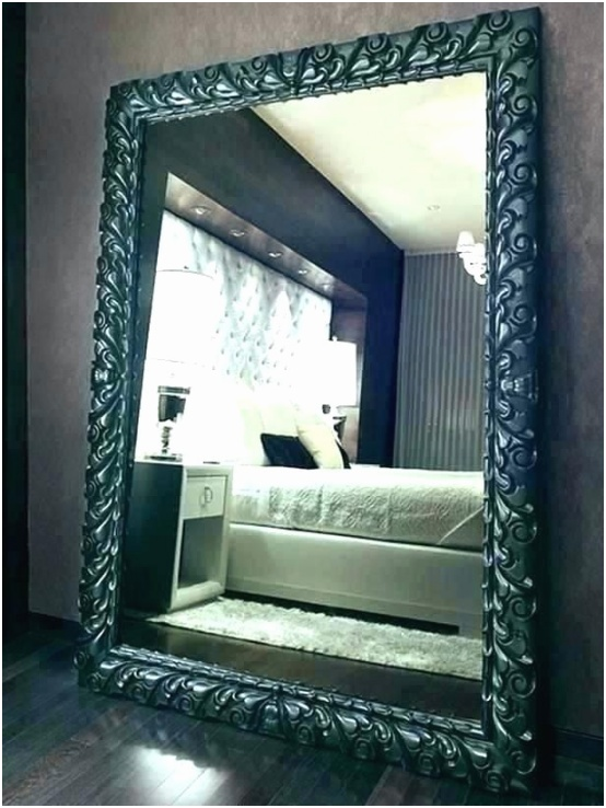 free standing long mirrors bedroom appealing long floor mirrors for bedroom large mirror free