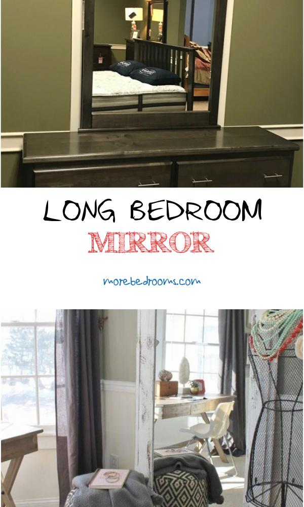 Long Bedroom Mirror