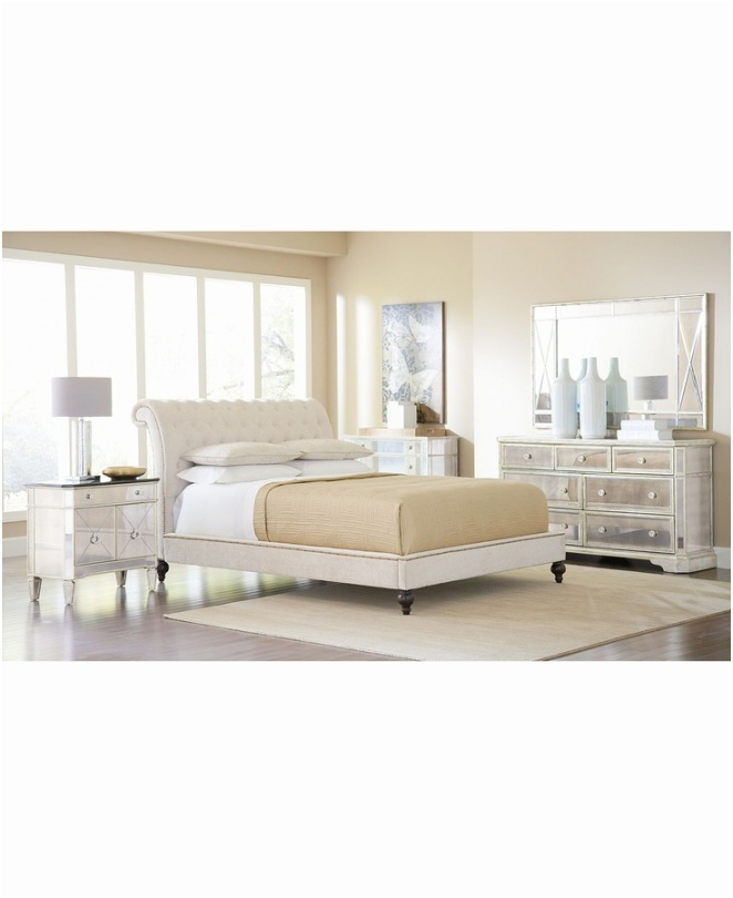mirrored bedroom furniture set 8 7242