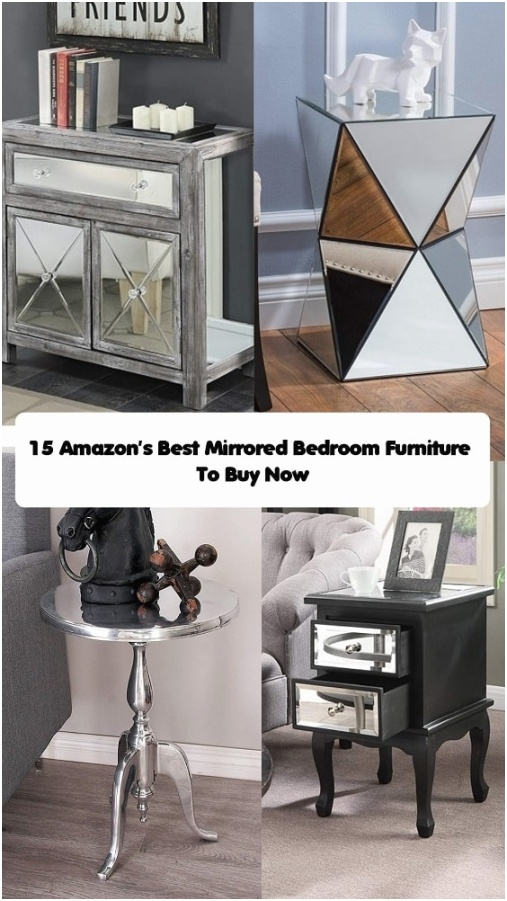 Mirrored Bedroom Furniture min