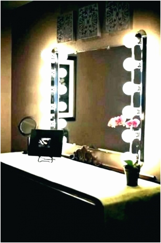 vanity mirrors with light bedroom mirror with lights ikea