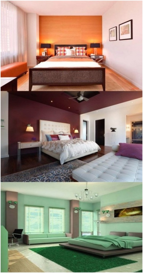 Bedroom colors and moods – main color 536x1024