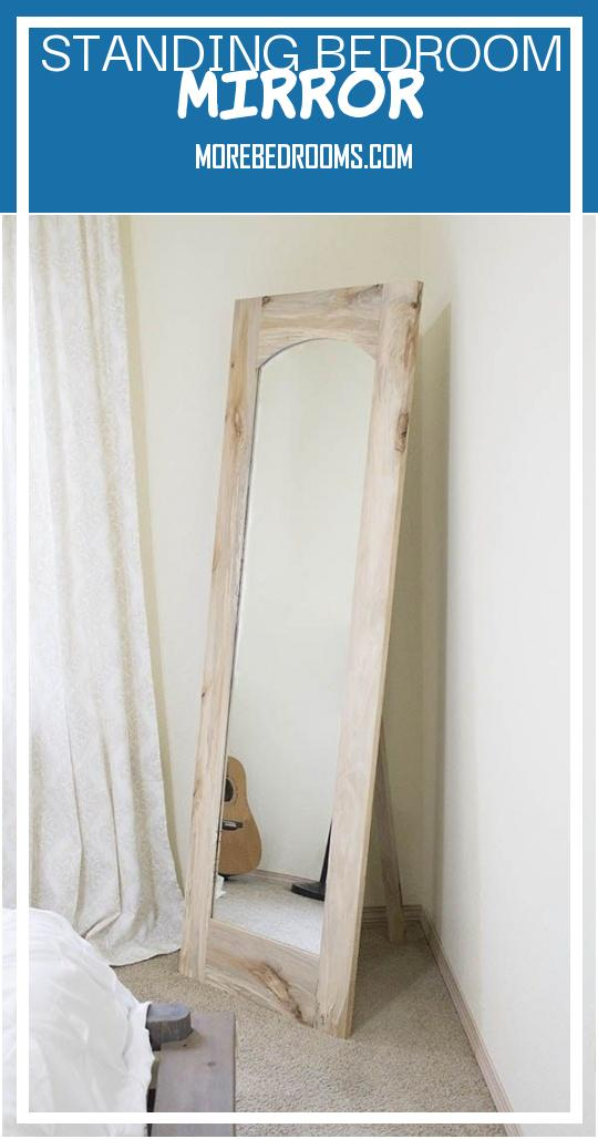 Standing Bedroom Mirror