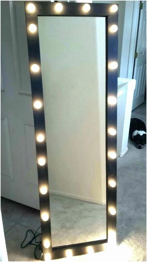 stand up mirror with lights stand up mirror with hts mirrors for bedroom standing fascinating floor pottery barn stand up floor mirror vanity stand mirror with lights
