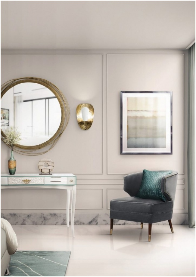 Interior Design Tips – The Do's and Don'ts of Mirror Placement 5