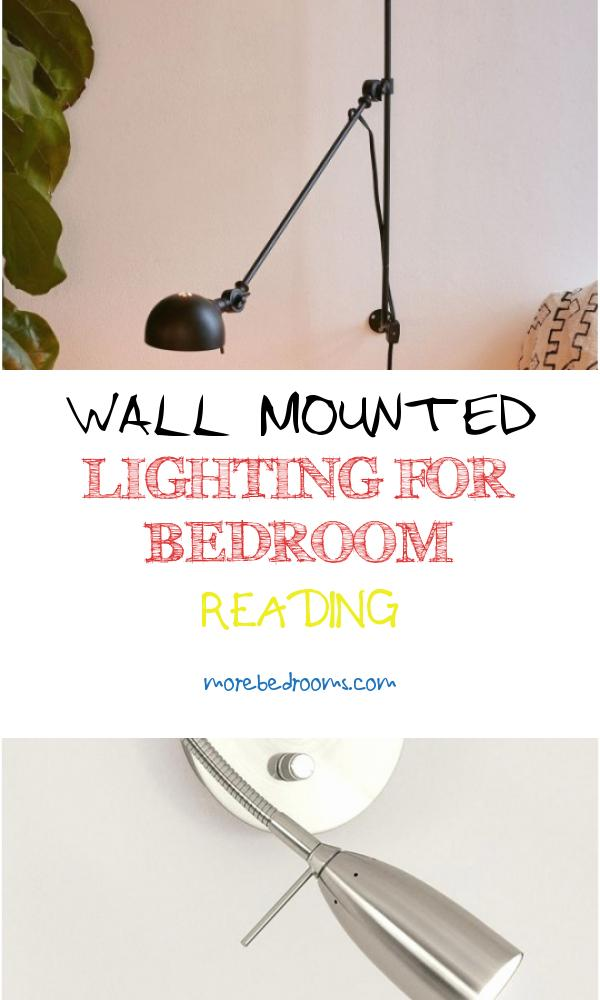 Wall Mounted Lighting for Bedroom Reading