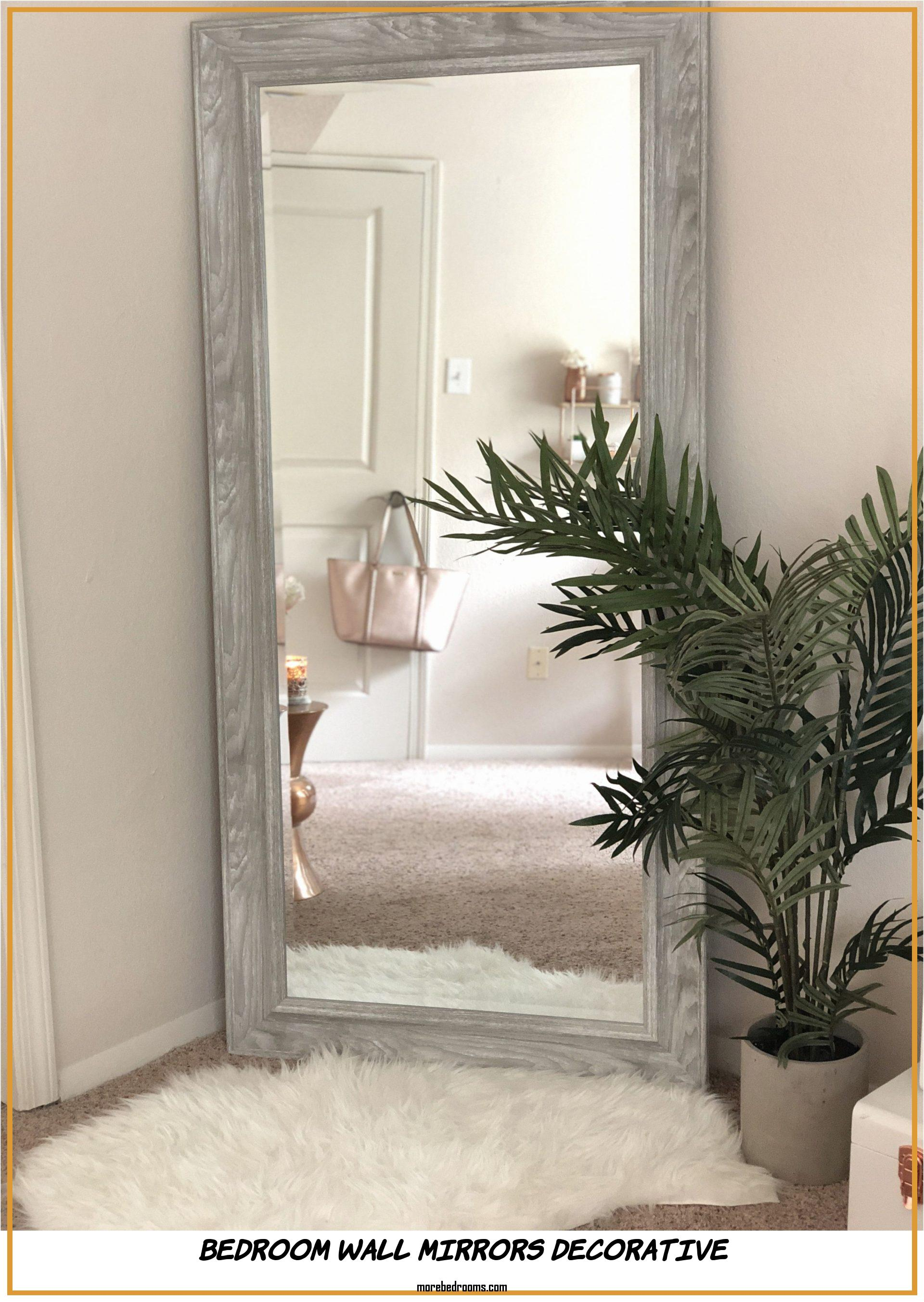 Bedroom Wall Mirrors Decorative