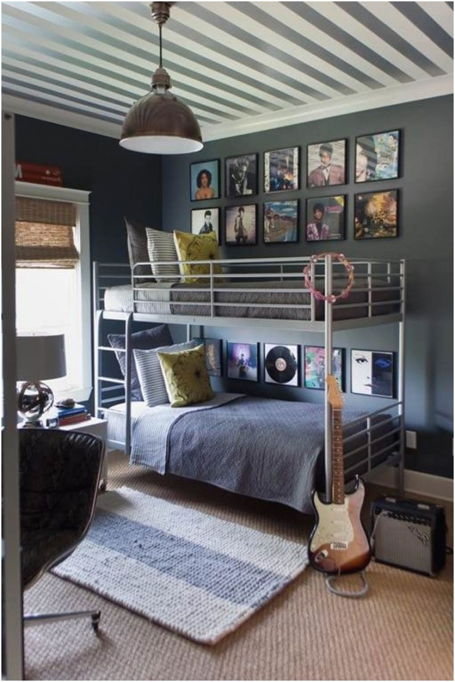 teenage boys bedroom ideas 011