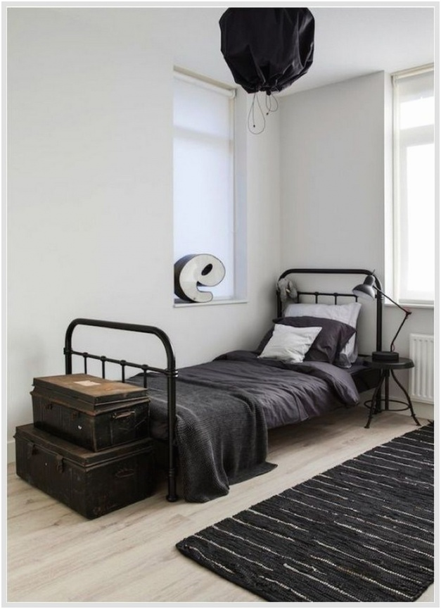 ❤30 cool bedroom decorating ideas for your boy with special look page 22