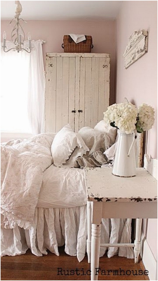 2 shabby chic bedrooms