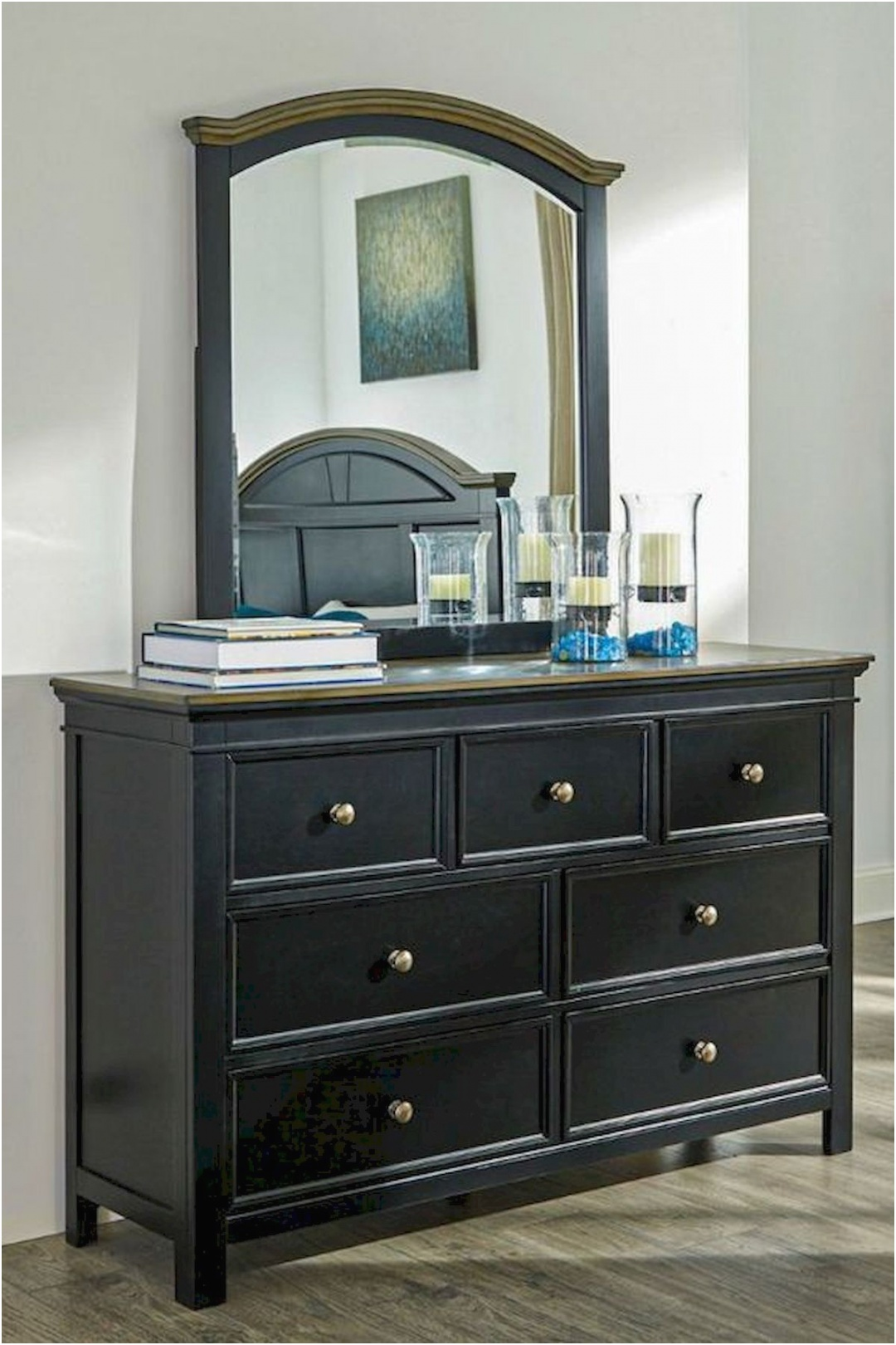 20 Cool Dresser With Mirror for Your Bedroom 1