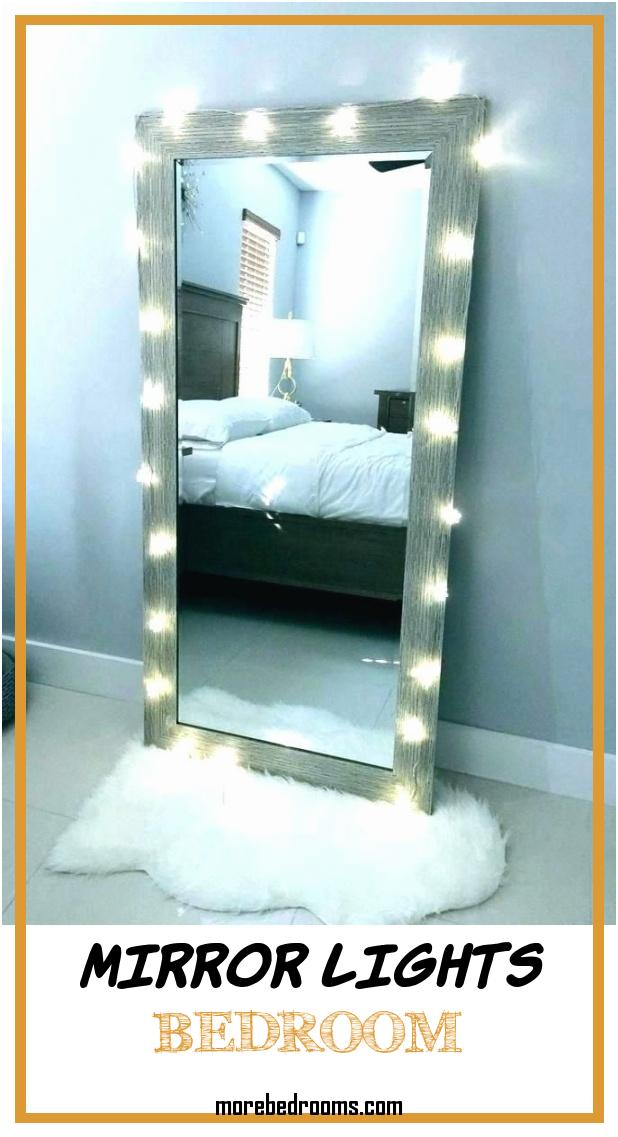 Mirror Lights Bedroom