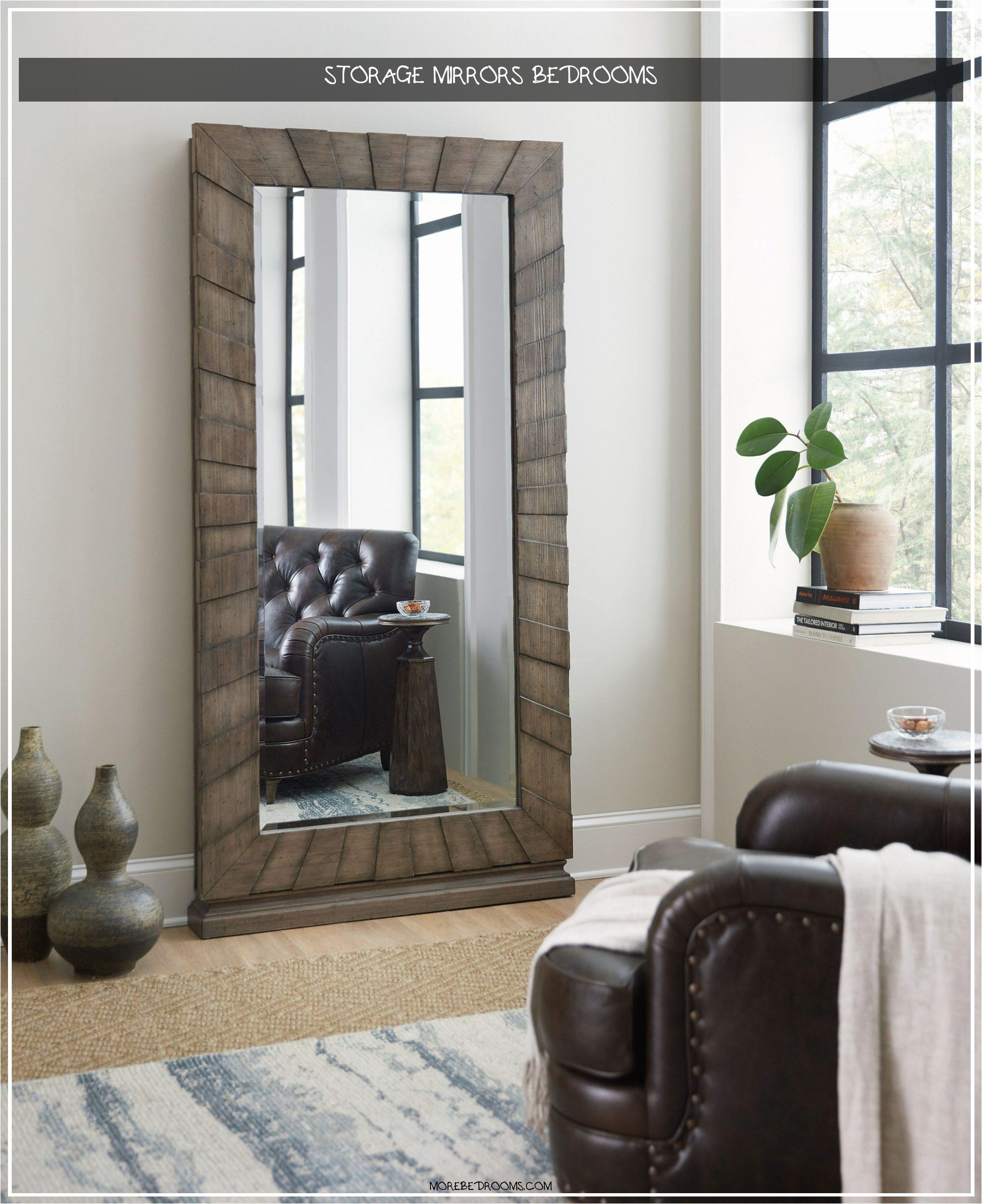 Storage Mirrors Bedrooms