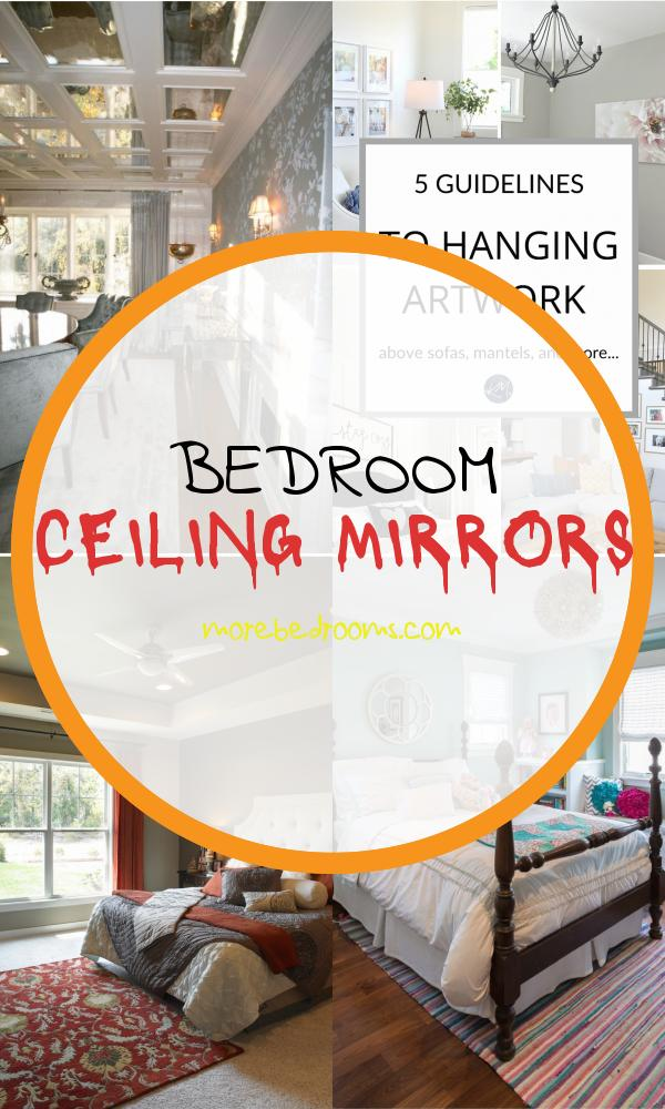Bedroom Ceiling Mirrors