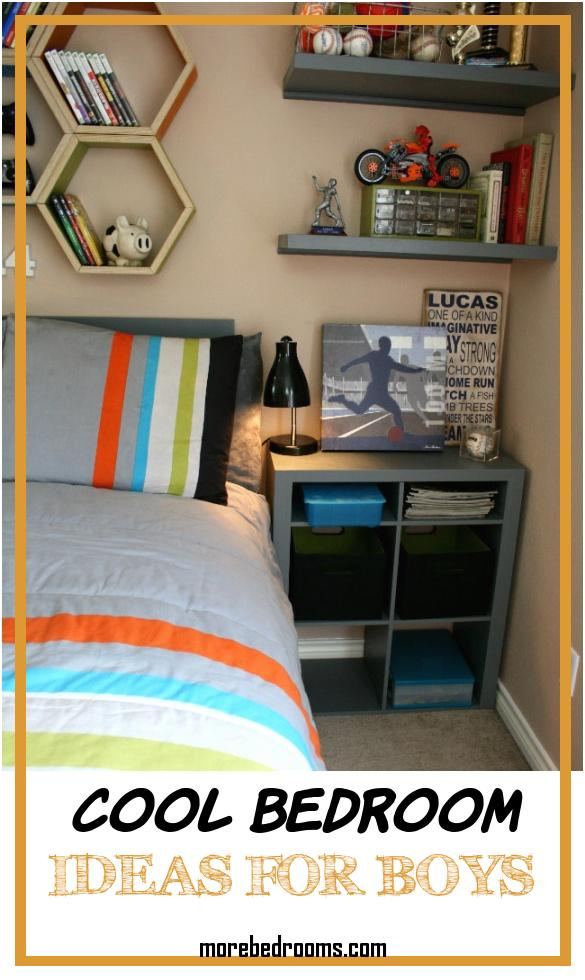Cool Bedroom Ideas for Boys Uhsupc New Inspired Displays 20 Unique Shelves for A Creative Kids Room585773wxln