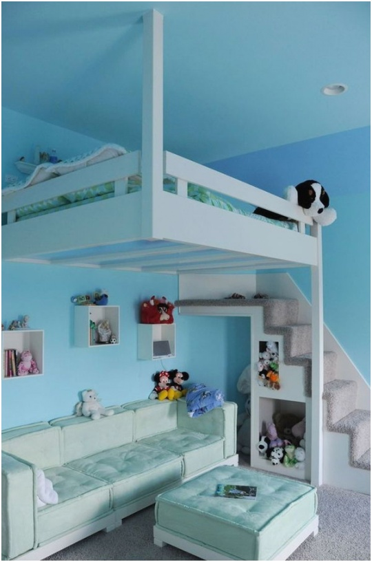 29 loft beds for small rooms