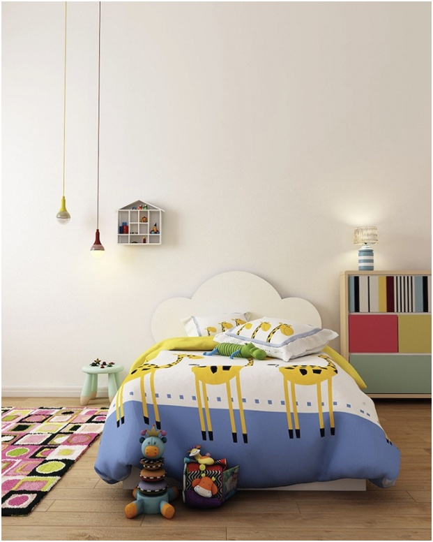 Amazing Modern Kids Bedroom Decor Ideas Perfect for Both Girls and Boys 1