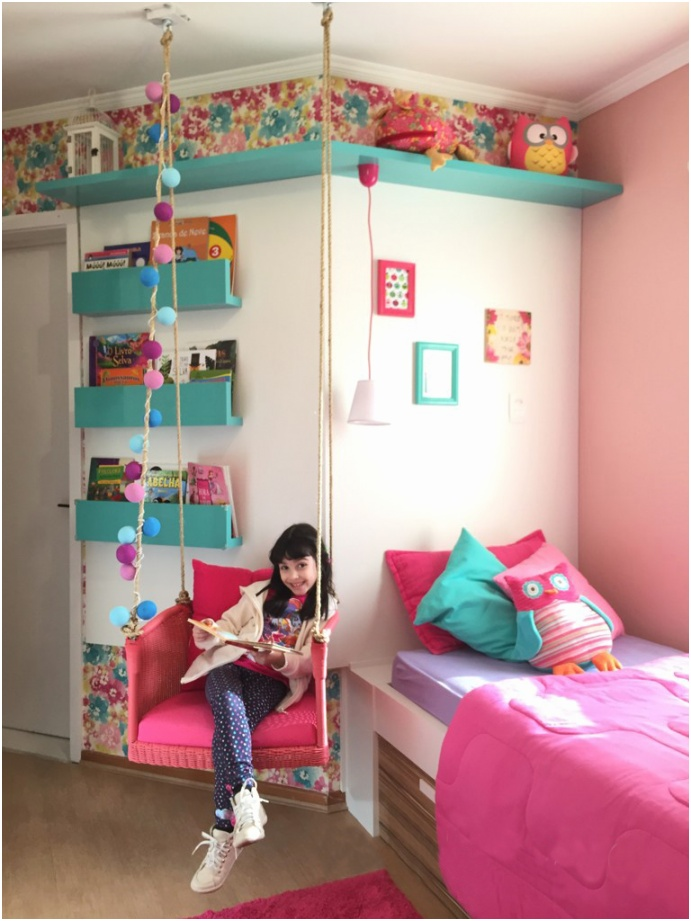 cool 10 year old girl bedroom designs 2