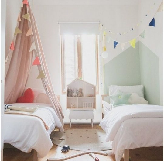 Boy Girl Bedroom Ideas