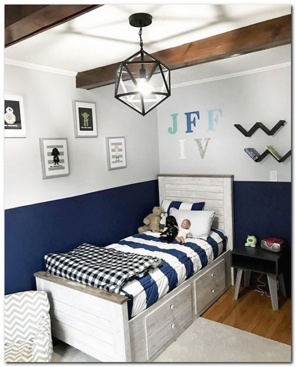 22 Awesome Boys Bedroom Ideas 17