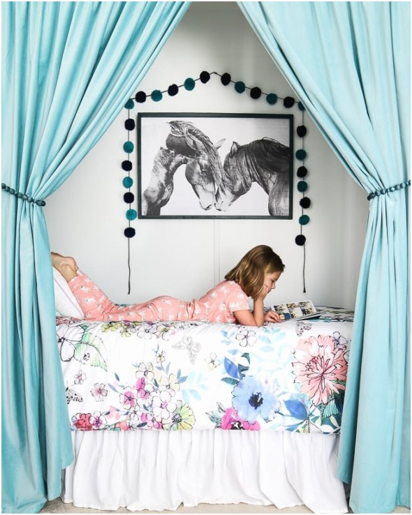 Averys bed nook 1