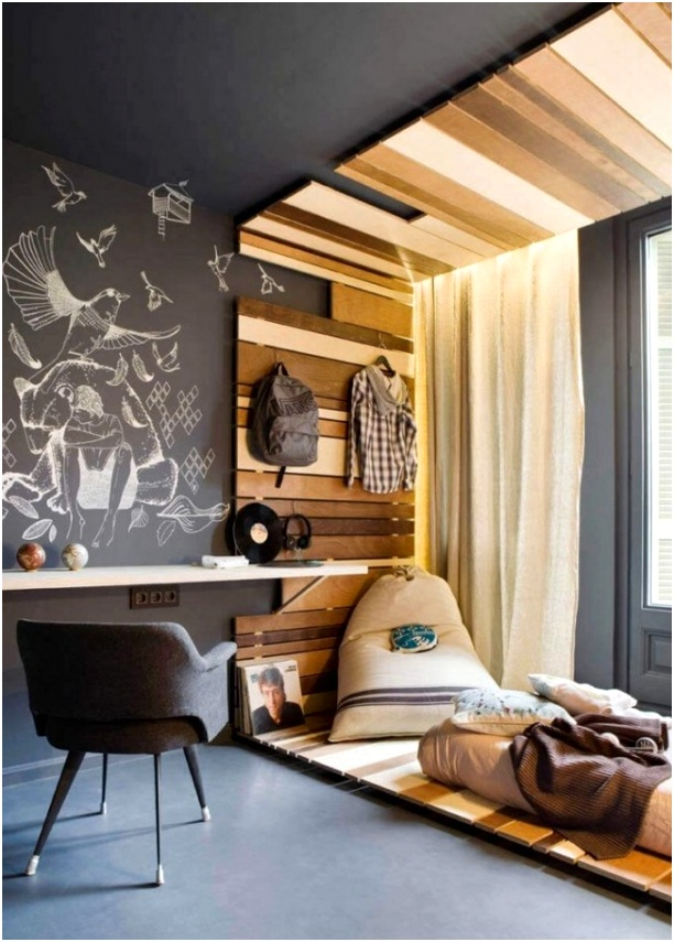 10 Best Teenage Boy Room Decor Ideas And Designs For 2020 8