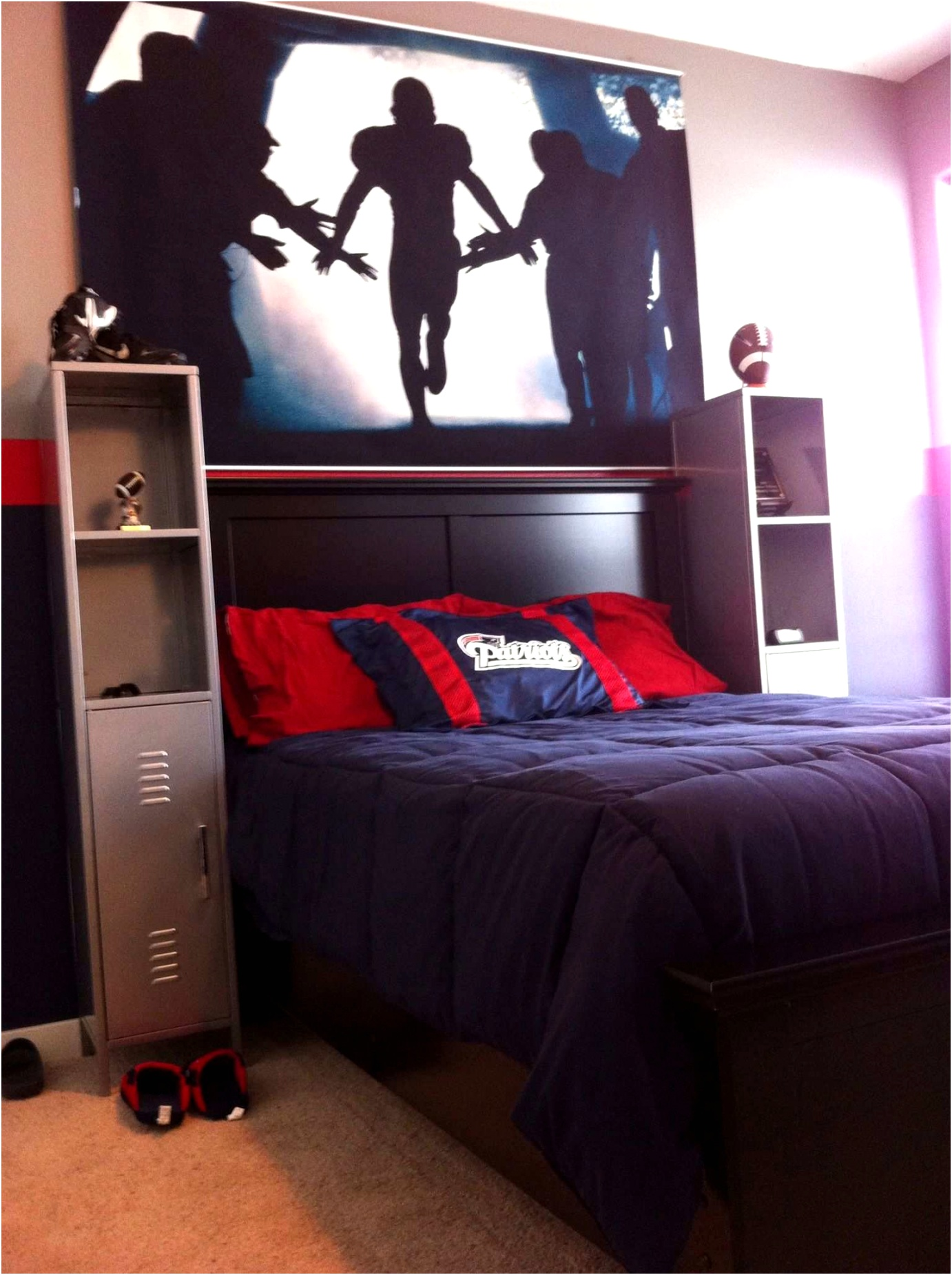glamorous boys sports room ideas bedroom inspiration for parker39s baseball bedroom love of family ideas glamorous sports room boys bedroom