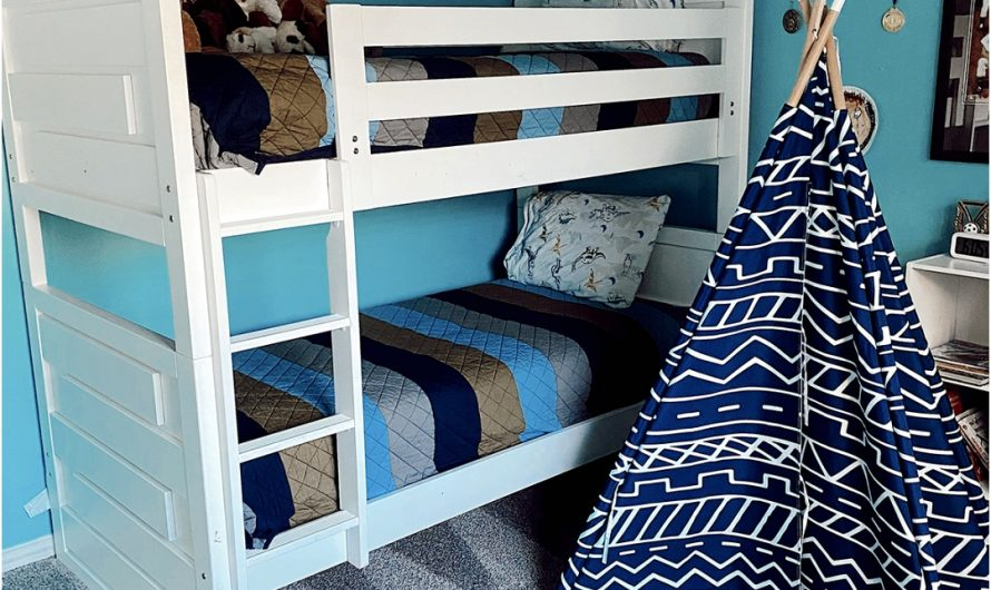 10 Year Old Boy Bedroom Ideas