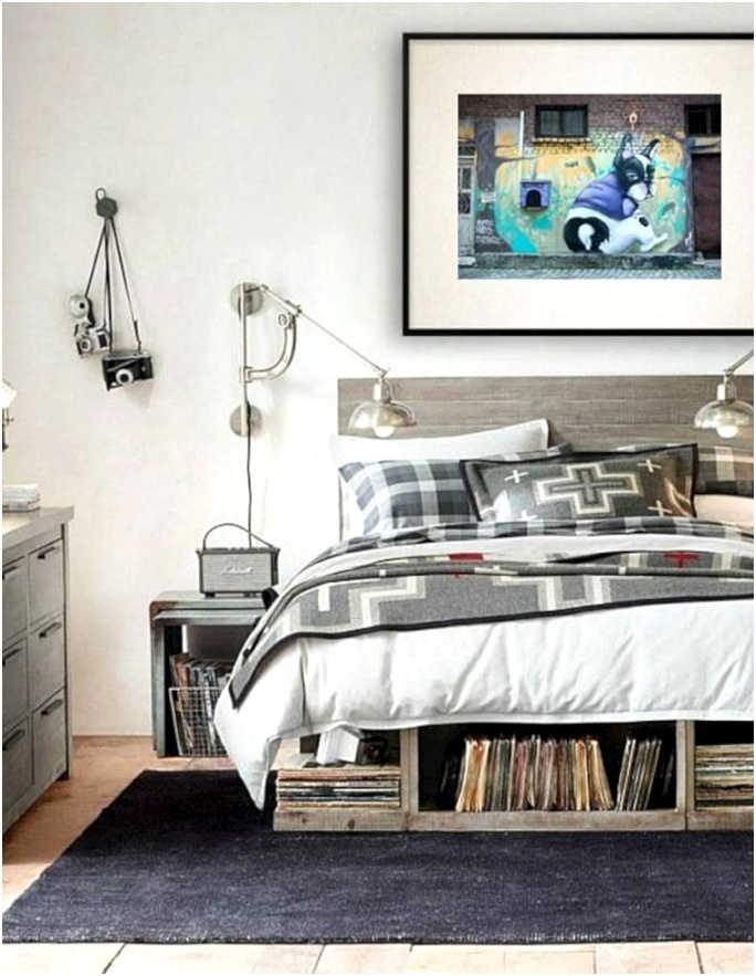 40 Awesome Small Kids Bedroom Ideas For Your Son 10
