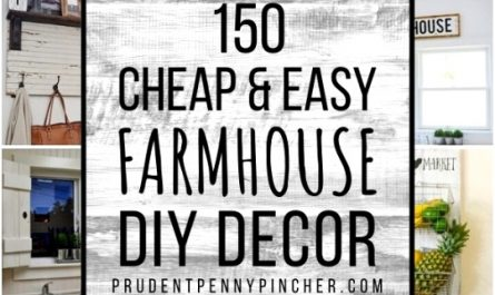 Diy Cheap Home Decorating Ideas Vqdiey Unique 150 Cheap and Easy Diy Farmhouse Decor Ideas Prudent5401080frfu