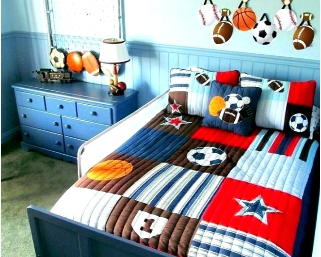 Ideas for Decorating Boys Bedroom