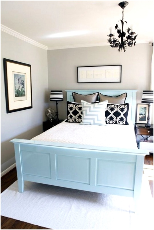 2 great ways to make your small bedroom look bigger