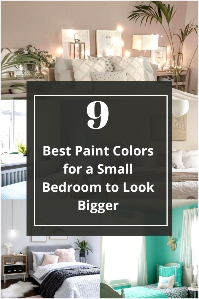 9 Best Paint Colors for a Small Bedroom To Look Bigger