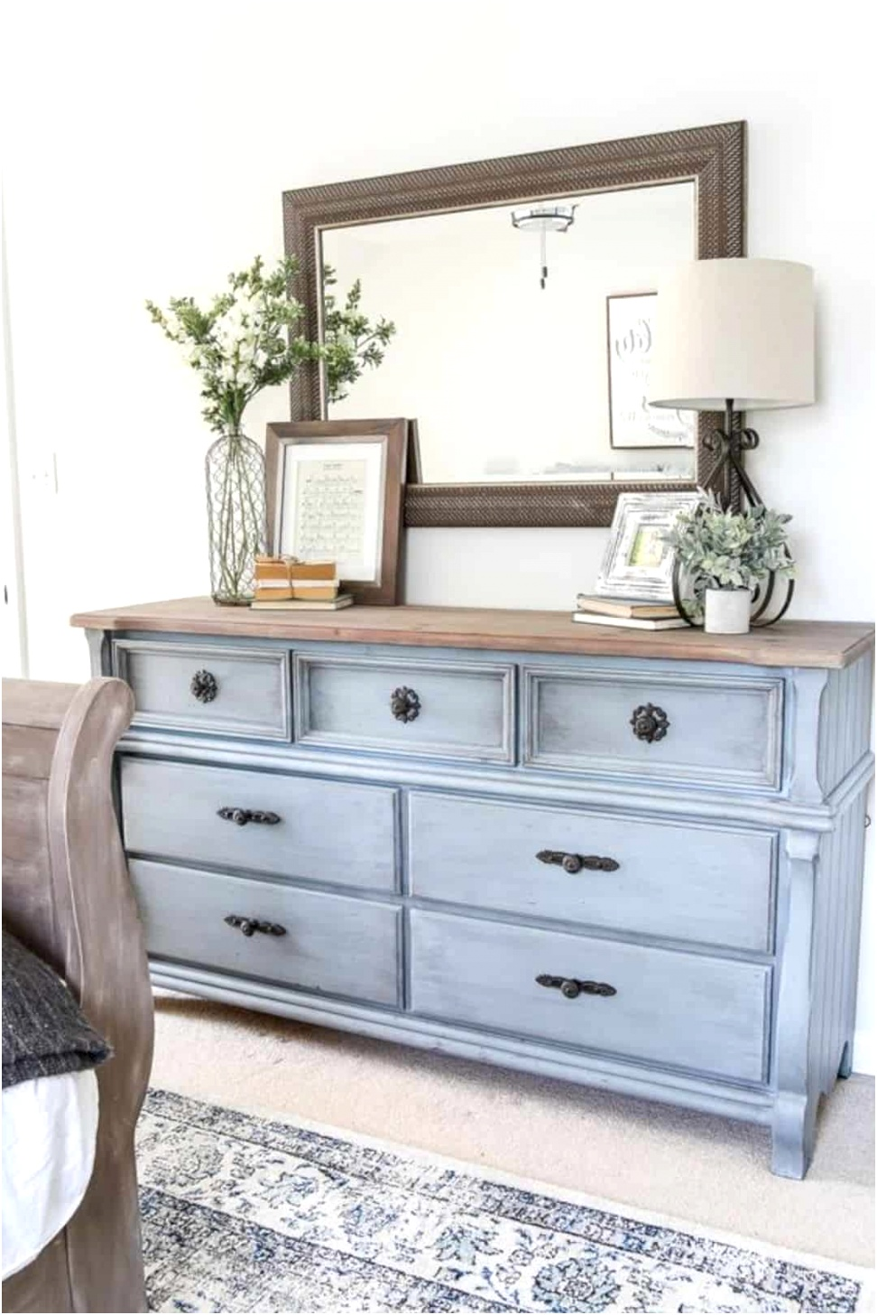 16 brilliant painted furniture ideas to transform your bedroom 16