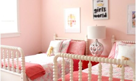 Little Girls Bedroom Paint Ideas Odztlx Unique Monday Makeover – Shared Little Girls Room540810hwau