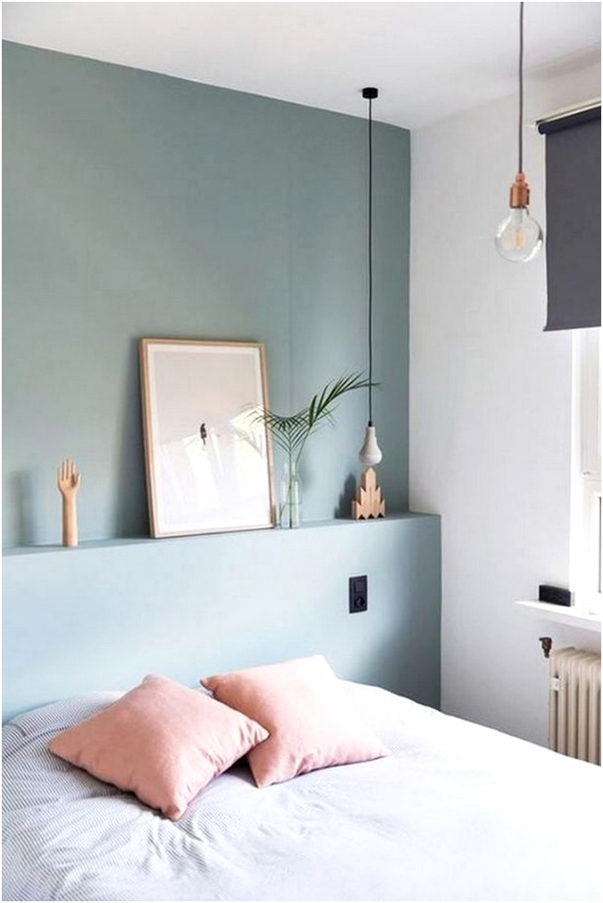 49 Awesome Bedroom Paint Colors Ideas 6
