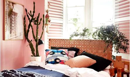 Ideas for Painting Bedroom Walls Brfkdf Unique Warm Up Your Home with Pink Wall Colour Aliz S Wonderland9001201hysu