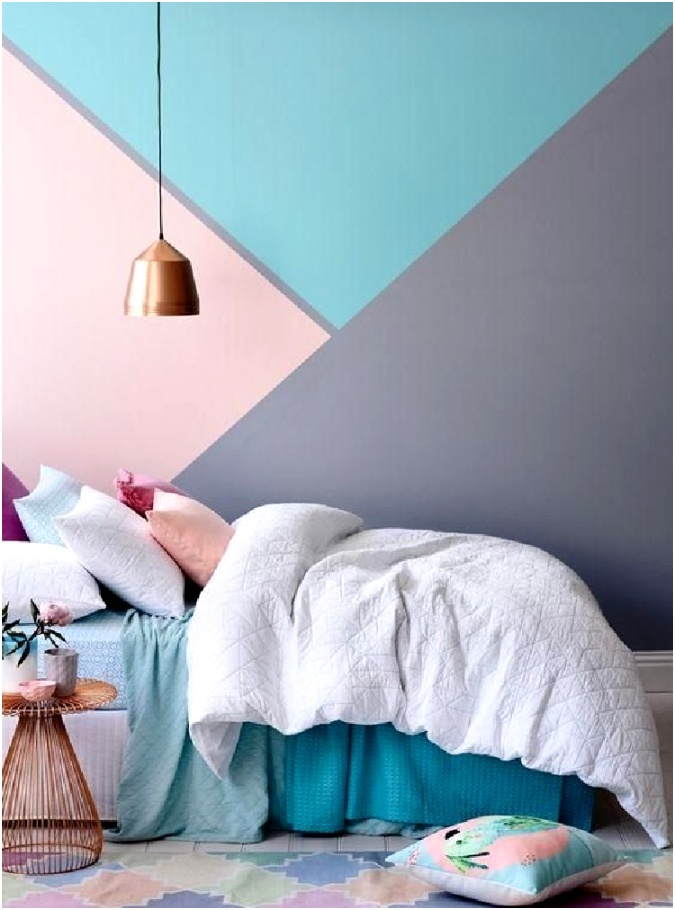 Amazing Wall Painting Ideas That Will Turn Your Bedroom Into Art 1